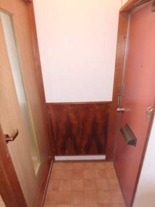 グリーンハイム[1K/18.26m2]の玄関
