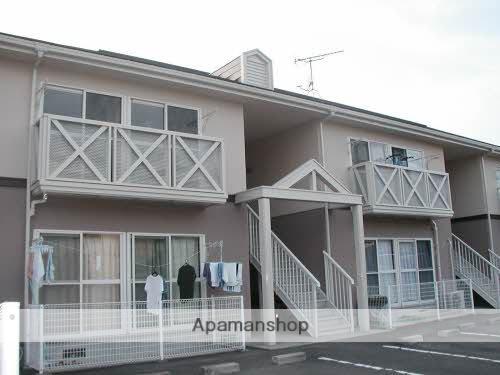 香川県高松市、円座駅徒歩6分の築27年 2階建の賃貸アパート