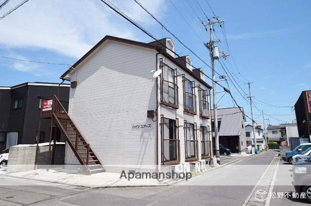 香川県高松市、花園駅徒歩14分の築27年 2階建の賃貸アパート