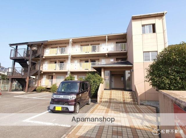 香川県高松市、高田駅徒歩8分の築29年 3階建の賃貸マンション