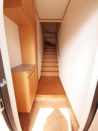 リンデンA[2LDK/58.8m2]のトイレ