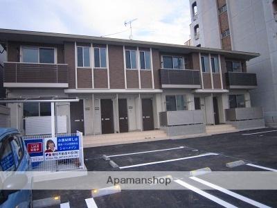 香川県高松市、屋島駅徒歩6分の新築 2階建の賃貸アパート