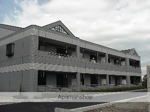 香川県高松市、香西駅徒歩19分の築15年 2階建の賃貸アパート