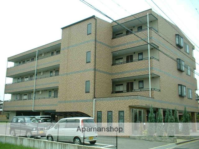 香川県高松市、栗林駅徒歩17分の築16年 4階建の賃貸アパート
