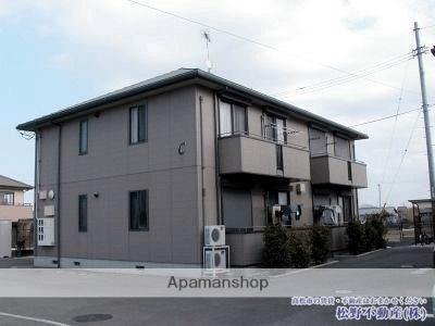 香川県高松市、三条駅徒歩38分の築14年 2階建の賃貸アパート