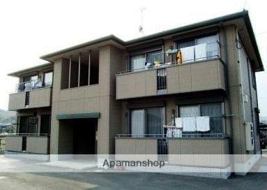 香川県高松市、大町駅徒歩5分の築16年 2階建の賃貸アパート