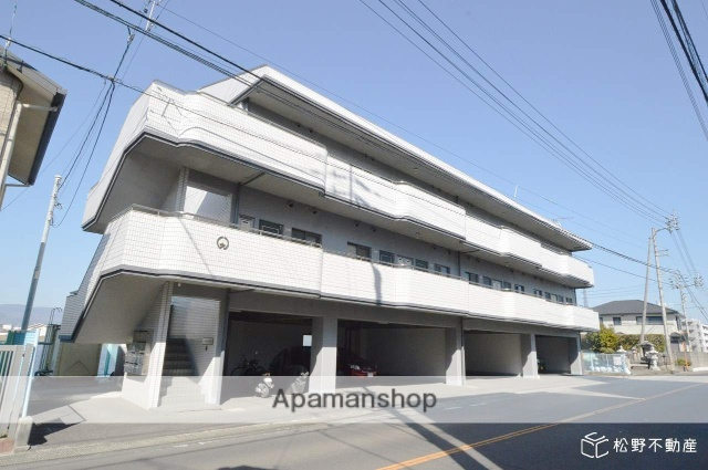 香川県高松市、太田駅徒歩9分の築24年 3階建の賃貸マンション