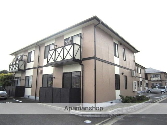 香川県高松市、八栗口駅徒歩14分の築22年 2階建の賃貸アパート