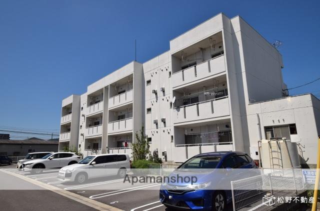 香川県高松市、太田駅徒歩7分の築37年 3階建の賃貸マンション