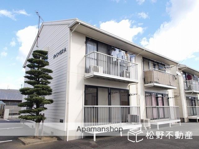 香川県高松市、空港通り駅徒歩38分の築27年 2階建の賃貸アパート