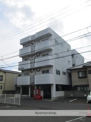 香川県高松市、沖松島駅徒歩8分の築28年 4階建の賃貸アパート