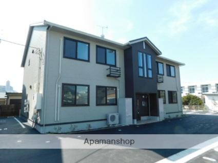 香川県高松市、木太町駅徒歩17分の新築 2階建の賃貸アパート