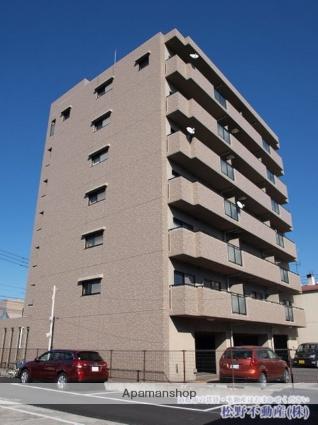 香川県高松市、高松駅徒歩12分の築20年 7階建の賃貸マンション