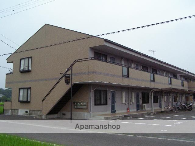 香川県木田郡三木町、平木駅徒歩22分の築19年 2階建の賃貸アパート