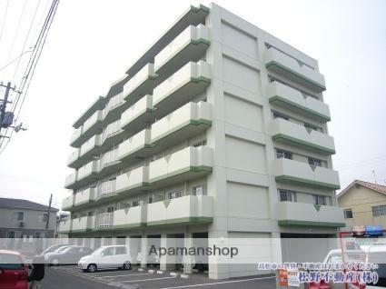 香川県高松市、円座駅徒歩5分の築21年 6階建の賃貸マンション