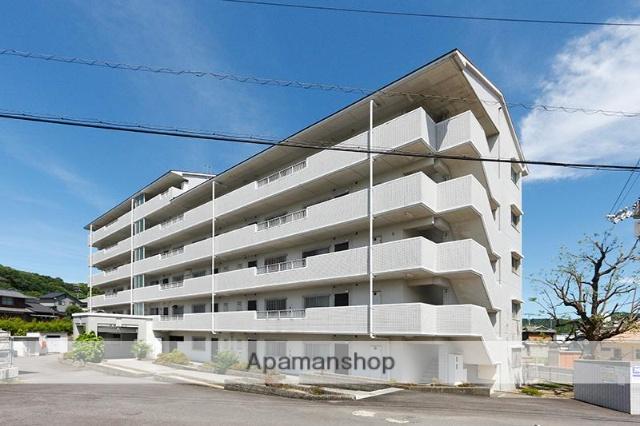 香川県高松市、潟元駅徒歩9分の築28年 6階建の賃貸アパート