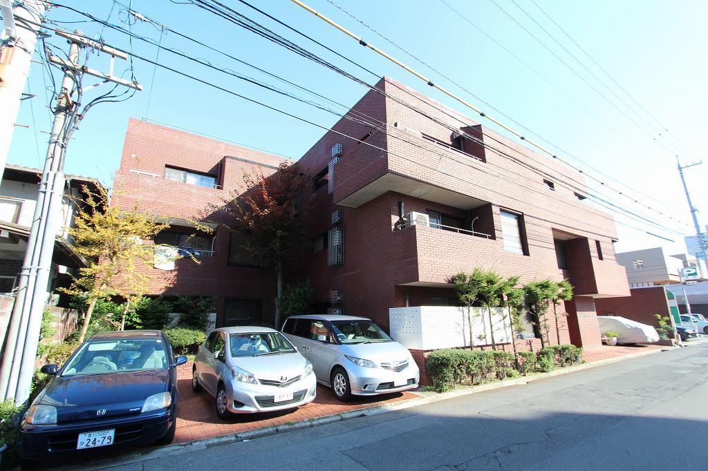 香川県高松市、昭和町駅徒歩12分の築34年 3階建の賃貸マンション