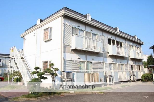 香川県高松市、花園駅徒歩12分の築26年 2階建の賃貸アパート