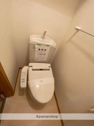 香川県高松市勅使町[1LDK/42.37m2]のトイレ
