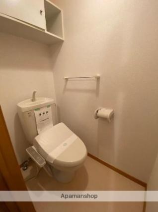 香川県高松市香川町大野[2LDK/58.8m2]のトイレ