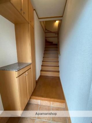 香川県高松市香川町大野[2LDK/58.8m2]の玄関