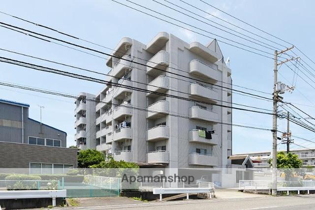 香川県高松市、屋島駅徒歩16分の築27年 6階建の賃貸マンション