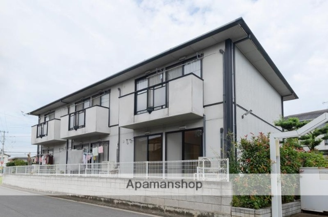 香川県高松市、木太町駅徒歩2分の築24年 2階建の賃貸アパート