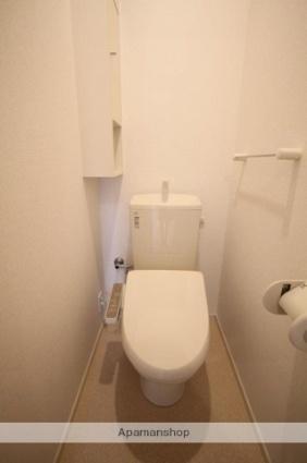 クー・ドゥ・バレーヌ[2LDK/54.6m2]のトイレ