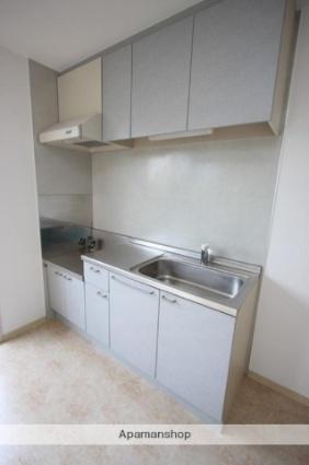 エクセル・メゾン D棟[2LDK/57.69m2]のキッチン