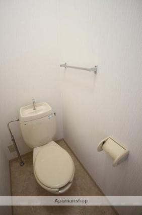 エクセル・メゾン D棟[2LDK/57.69m2]のトイレ
