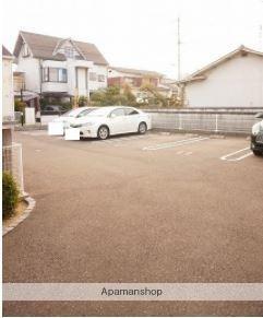 リーフグリーン ハイツⅢ[1LDK/42.98m2]の駐車場