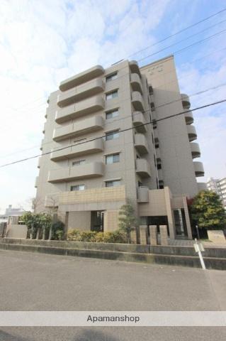 香川県高松市、花園駅徒歩17分の築15年 7階建の賃貸マンション
