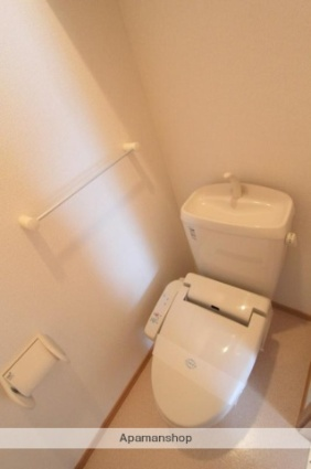 リーフグリーン ハイツⅢ[1LDK/42.98m2]のトイレ