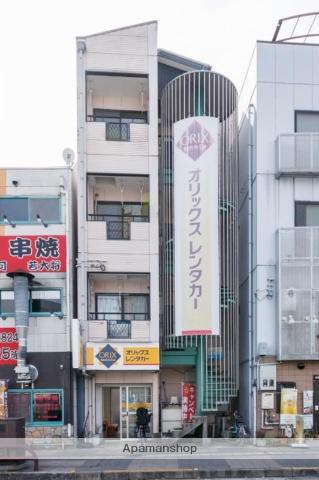 香川県高松市、高松駅徒歩2分の築18年 4階建の賃貸マンション