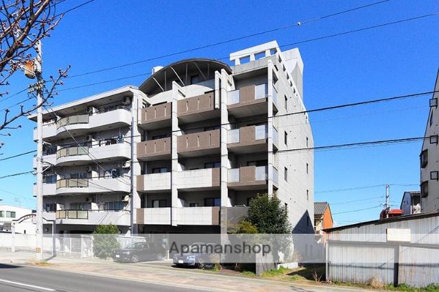 香川県高松市、今橋駅徒歩11分の築21年 5階建の賃貸マンション