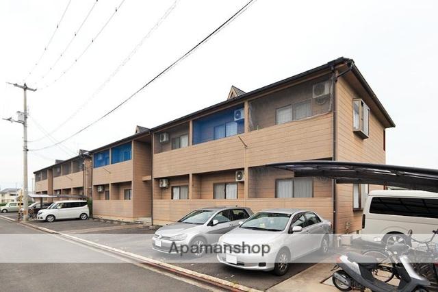 香川県高松市、木太東口駅徒歩47分の築15年 2階建の賃貸アパート