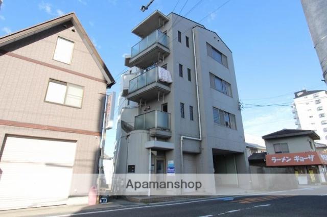 香川県高松市、花園駅徒歩17分の築21年 4階建の賃貸マンション