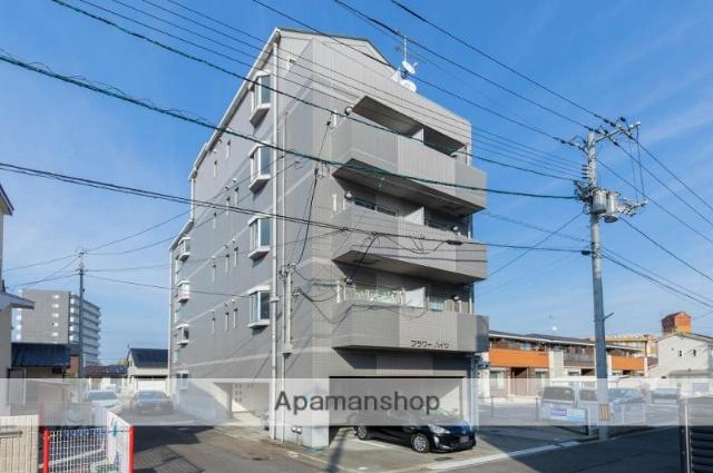 香川県高松市、栗林駅徒歩10分の築16年 5階建の賃貸マンション