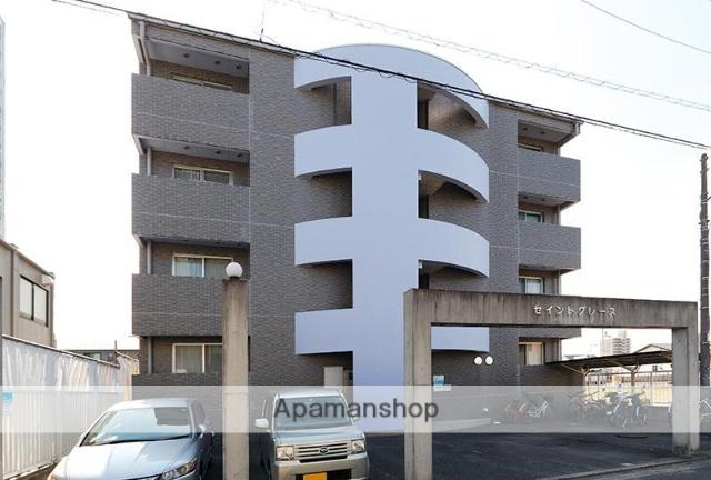 香川県高松市、林道駅徒歩24分の築20年 4階建の賃貸マンション