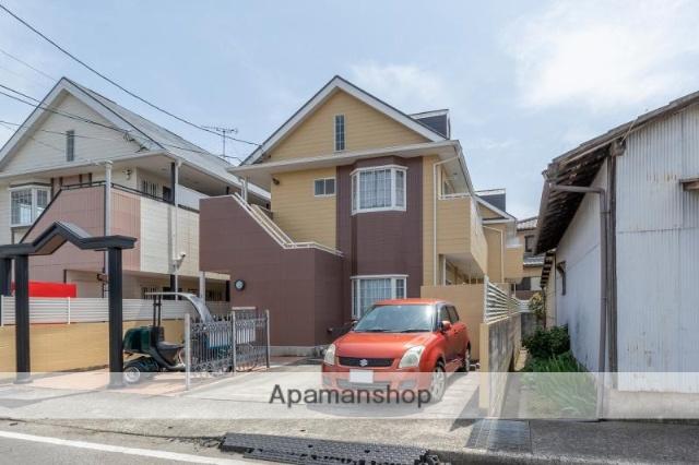 香川県高松市、元山駅徒歩24分の築26年 2階建の賃貸アパート