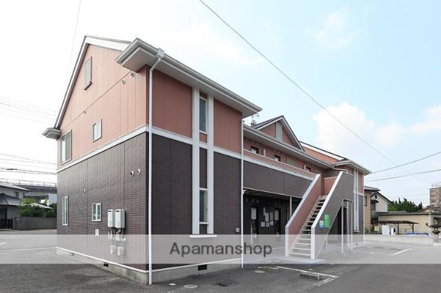 香川県高松市、三条駅徒歩37分の築23年 2階建の賃貸アパート