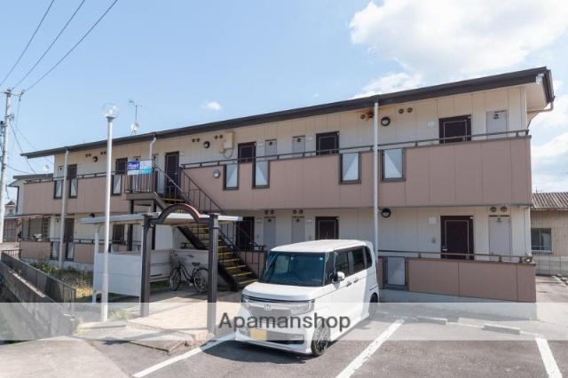香川県高松市、木太東口駅徒歩34分の築17年 2階建の賃貸アパート