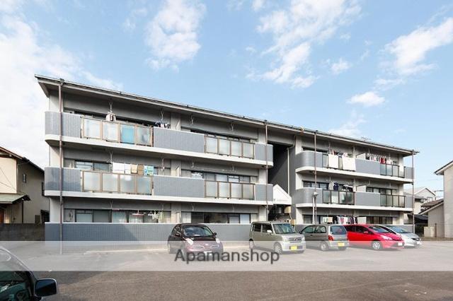 香川県高松市、花園駅徒歩19分の築22年 3階建の賃貸マンション