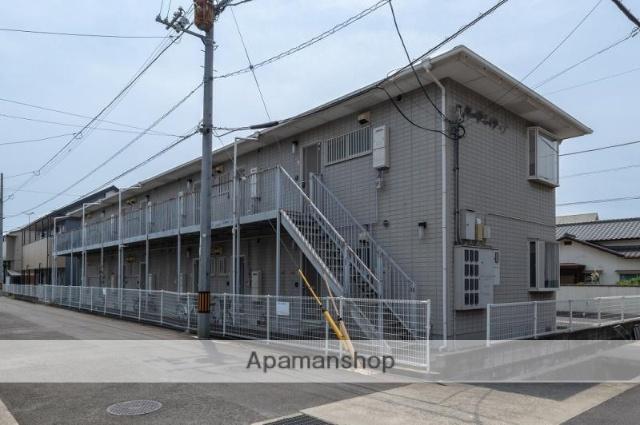香川県高松市、栗林公園北口駅徒歩36分の築24年 2階建の賃貸アパート