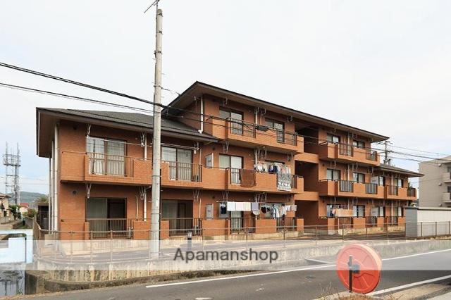 香川県木田郡三木町、池戸駅徒歩23分の築14年 3階建の賃貸マンション