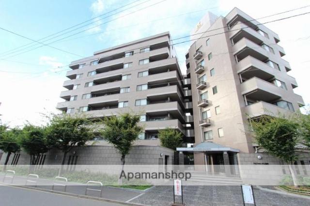香川県高松市、高松駅徒歩11分の築27年 9階建の賃貸マンション