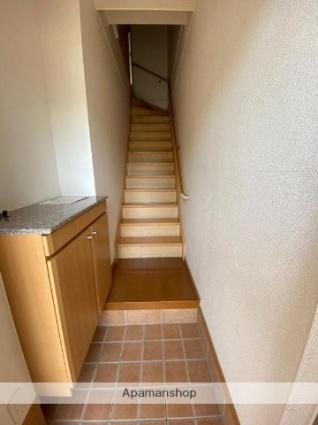 香川県高松市勅使町[1LDK/42.37m2]の玄関
