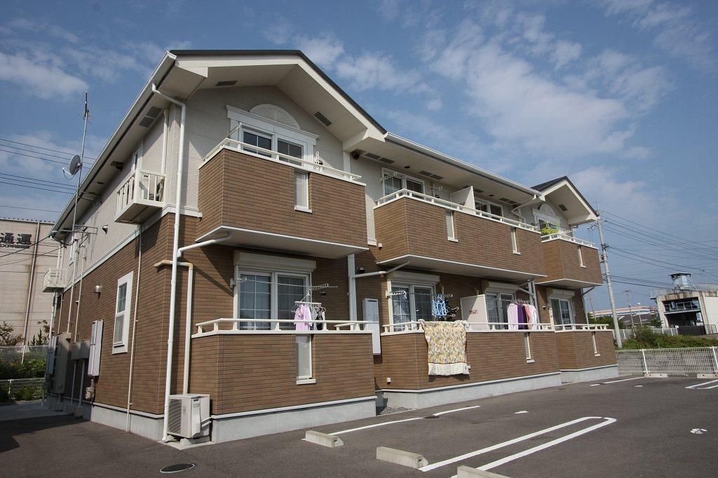 アパートメントハウス船入公園