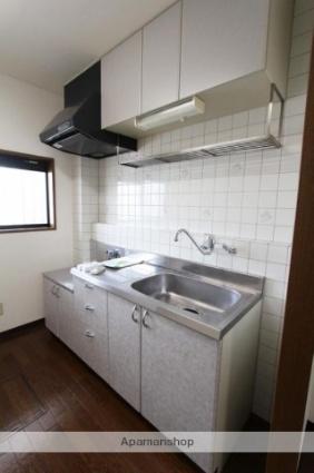 ルミナス55[2SLDK/61.74m2]のキッチン