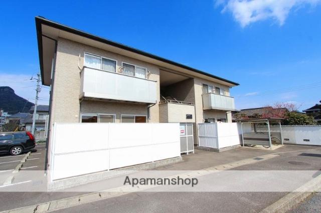 香川県高松市、屋島駅徒歩3分の築21年 2階建の賃貸アパート